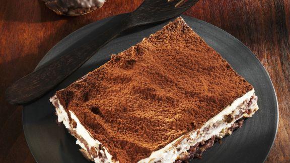 Rezept: Weihnachts-Tiramisu mit Lebkuchen